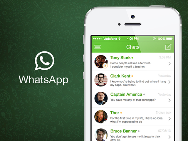 Spy-Whatsapp-Conversation-App