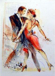 Как украшать платья для бальных танцев