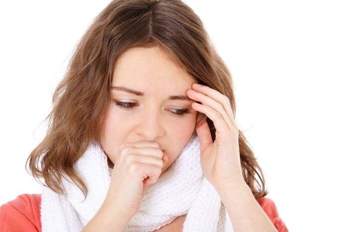 Лечение влажного кашля