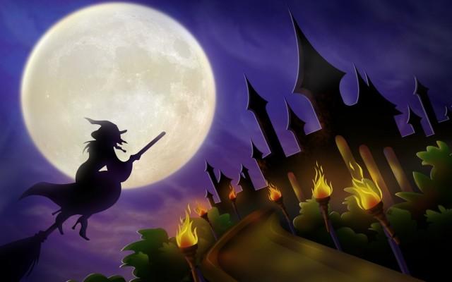 Истории о ведьме