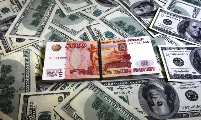 Курс доллара в России 2016