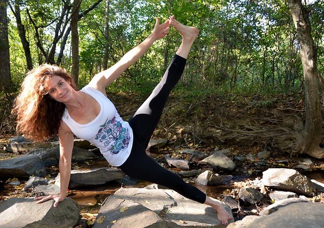 yoga dlya poxudeniya