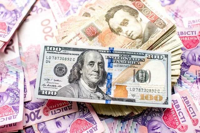 Курс доллара в Украине 2016