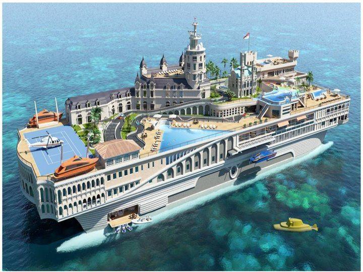 фото самой дорогой яхты в мире