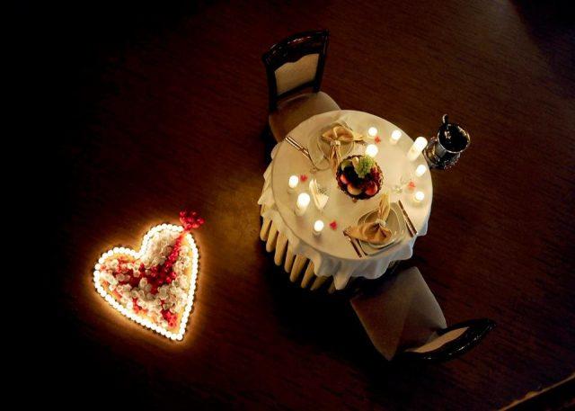 романтические идеи для вечера вдвоем