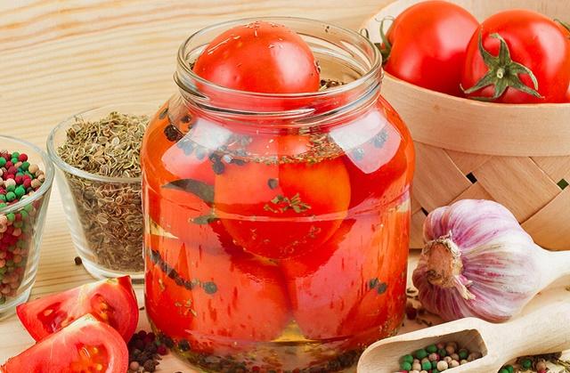 Консервация помидор рецепты