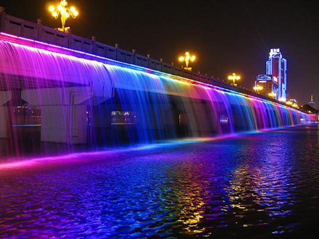 самые красивые мосты вантовые