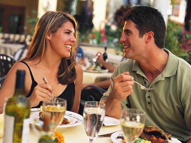 Правила этикета для мужчин в ресторане