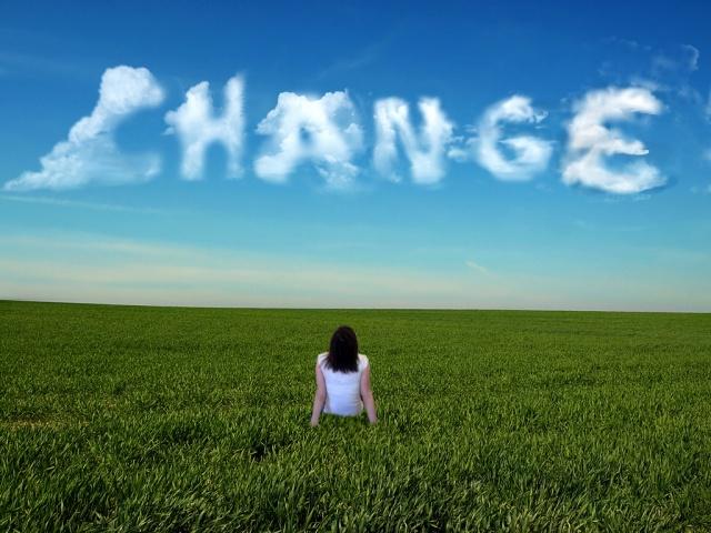 Изменения в жизни