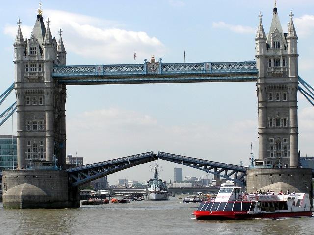 фото красивых мостов