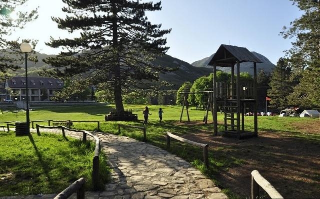 Парк Ловчен
