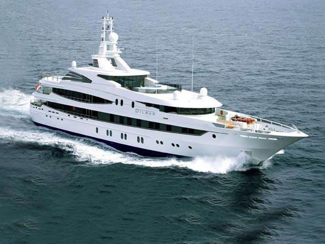 цена самой дорогой яхты мира