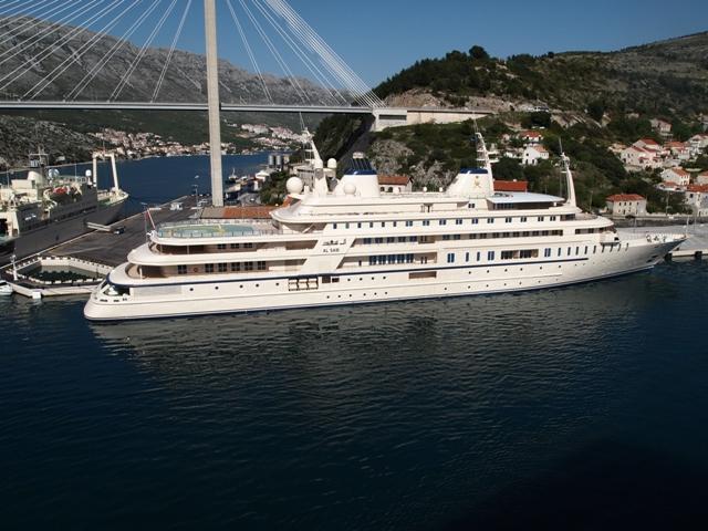10 самых дорогих яхт