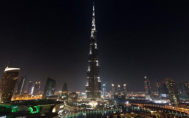 Бурдж-Халифа самый высокий небоскреб в мире