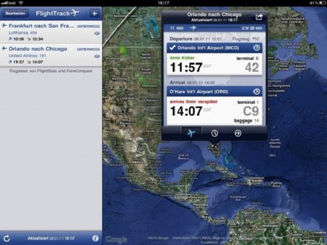 приложения для туристов путешественников