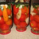 Консервация помидор: 5 рецептов как сделать их сочными и вкусными