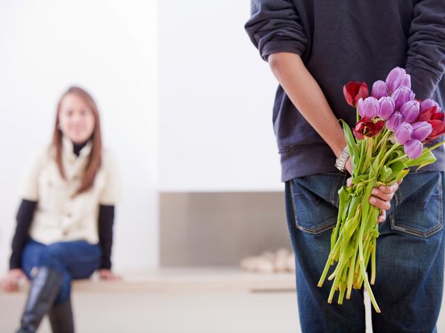 признаваться ли в любви девушке