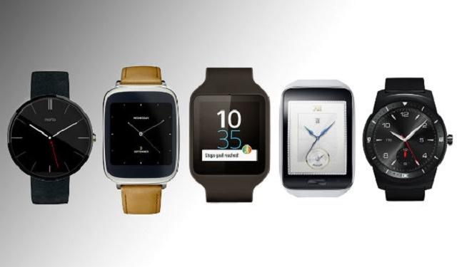 Какие есть умные часы