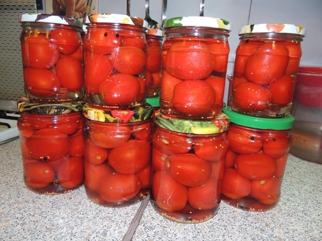 самые вкусные рецепты консервации помидор без стерилизации