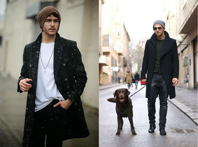 Модные пальто осень