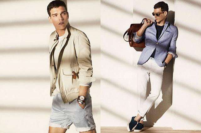модные тенденции осень 2015 для мужчин