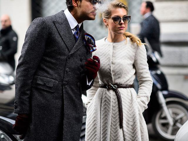 какие модные пальто осень 2015