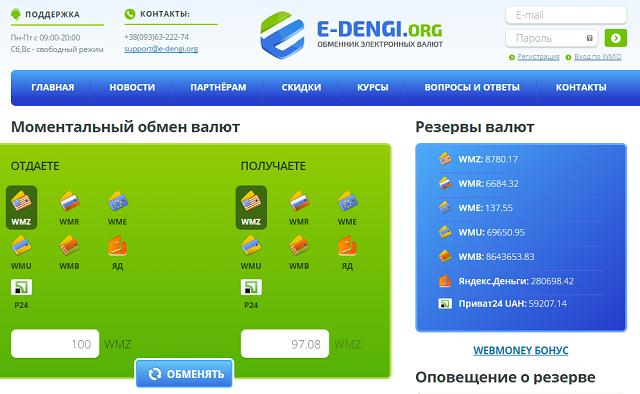 www.e-dengi.org
