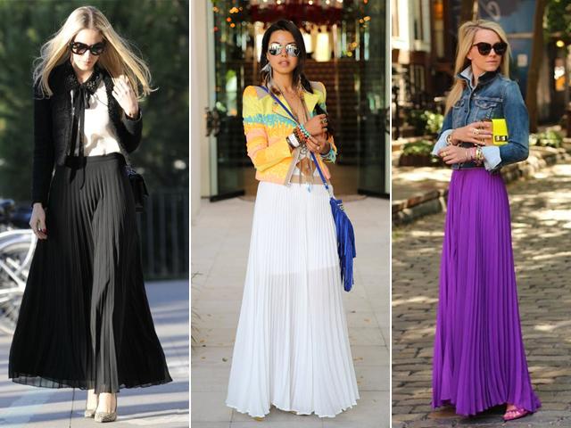 Что модно одевать осенью 2015 девушкам