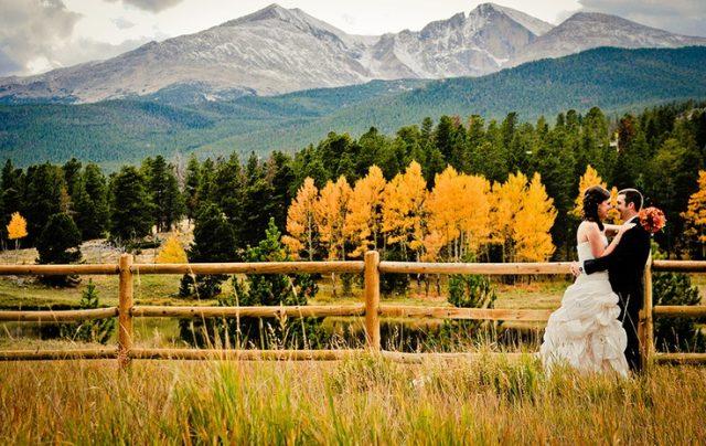 Где сыграть свадьбу осенью