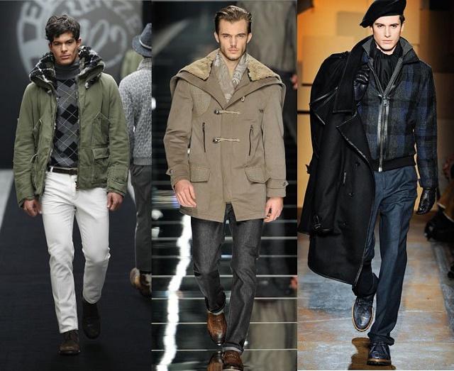 Какая будет мода этой осенью у мужчин