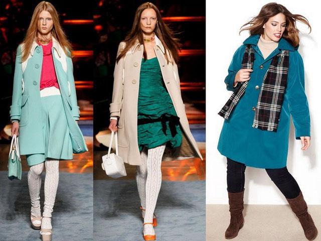 какое пальто модно осенью 2015
