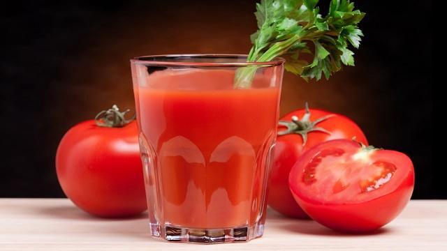 Как законсервировать томатный сок на зиму