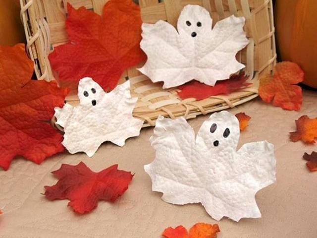 Поделки на Хэллоуин своими руками из бумаги