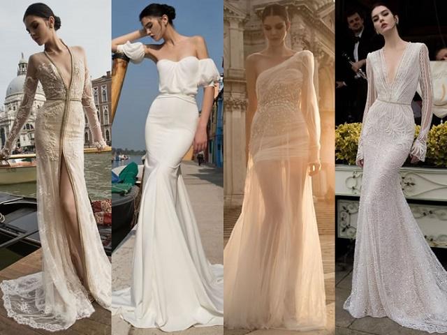 Какое платье надеть на свадьбу осенью невесте