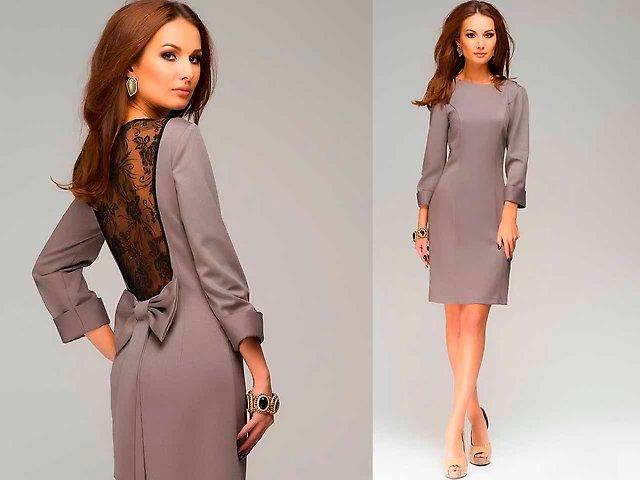 как одеваться осень 2015 девушке