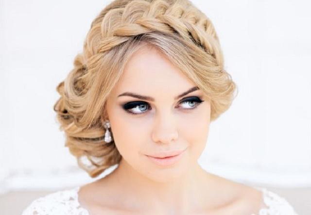 выбрать красивые прически для невесты