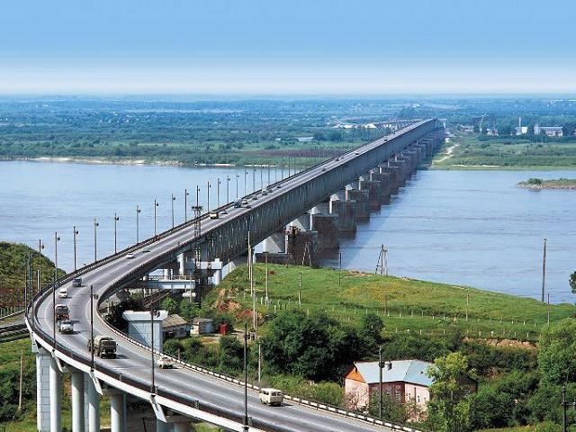 Железнодорожные мосты фото