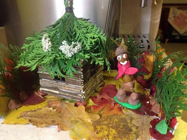 Сделать поделку из овощей своими руками в детский сад фото фото 483