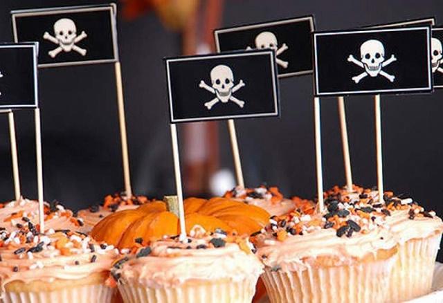 как сделать Хэллоуин в домашних условиях