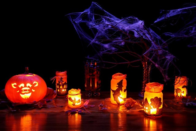поделки на тему Хэллоуин своими руками
