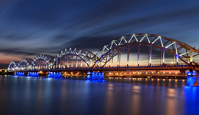 самые красивые железнодорожные мосты