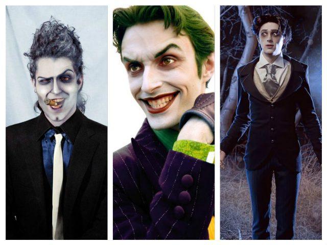 образы для парней на Хэллоуин