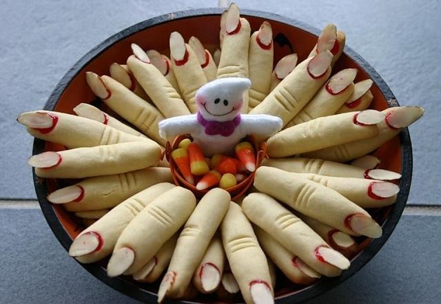 Блюда на Хэллоуин своими руками