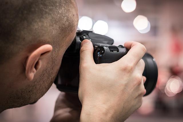 , что часто снимает фотограф