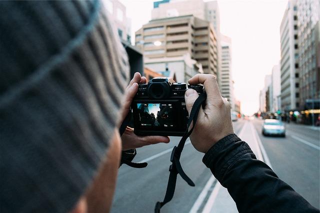 Кого или что чаще всего снимает фотограф
