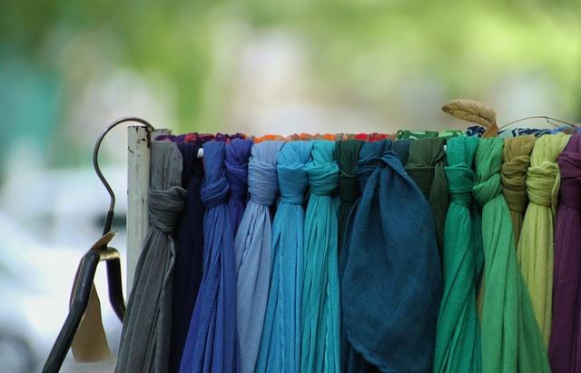Какие шарфы будут модными