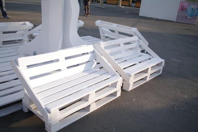 Как сделать скамейки своими руками