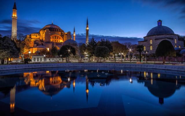 Турция новый год