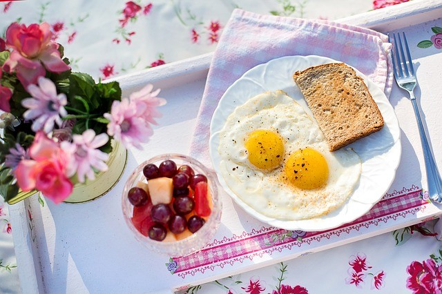 завтрак очень важен
