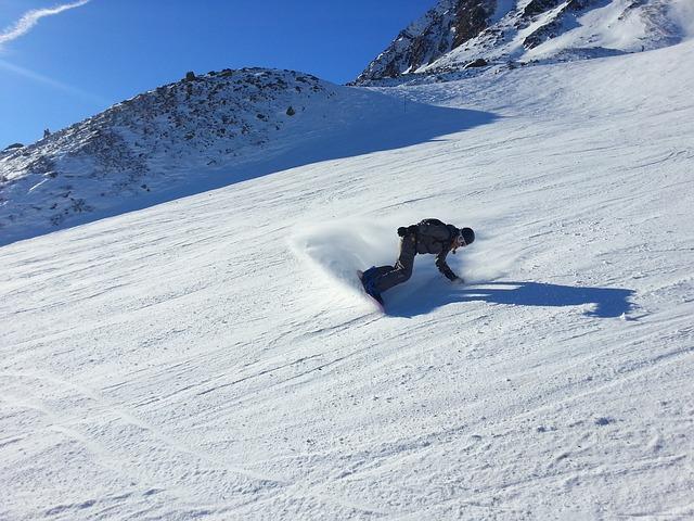 как встать на сноуборд